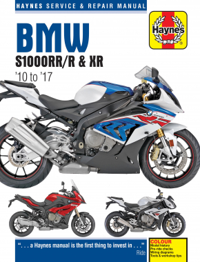 bmw s1000rr r xr 10 17 haynes repair manual haynes manuals rh haynes com bmw s1000rr dvd repair manual download bmw s1000rr maintenance manual